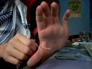 пирсинг руки самостоятельно