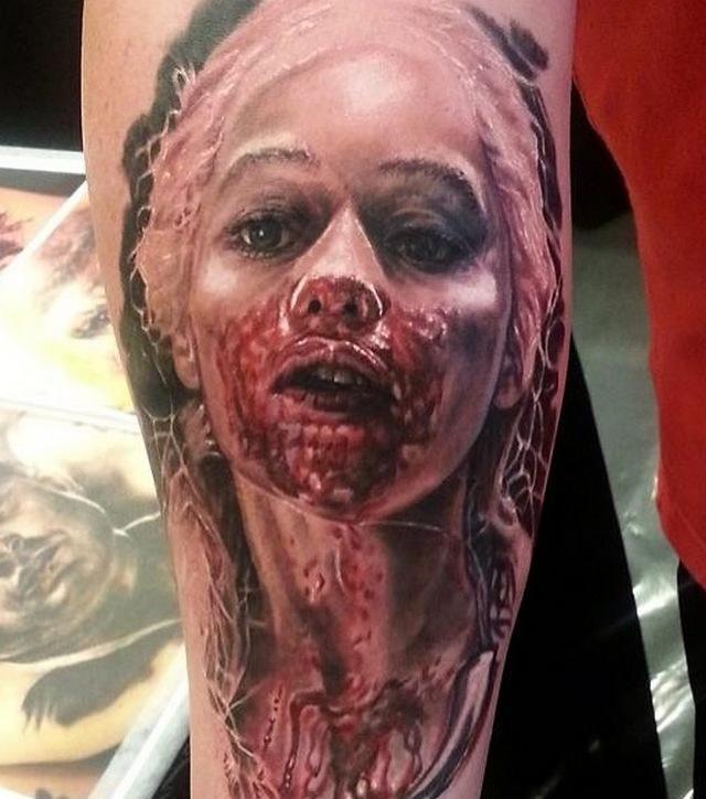 татуировки Игра престолов фото