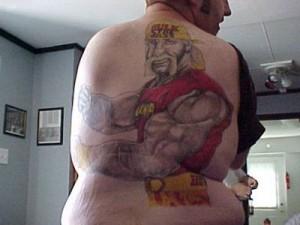 как изменится тату со временем фото