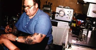 Хорст Генрих Штрекенбах (Tattoo Samy)