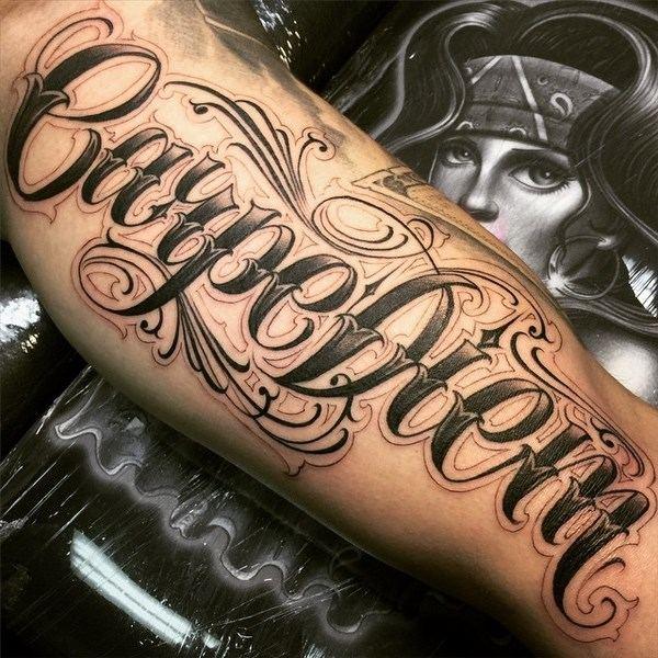 рука с татуировкой carpe diem посмотреть фото