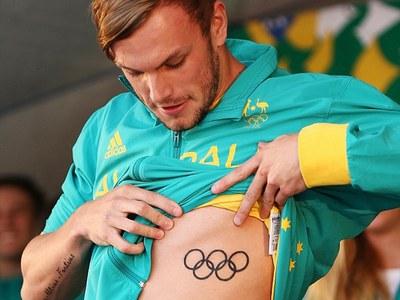 татуировки празднования