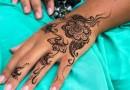 Чем опасны временные татуировки черной хной?